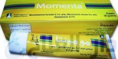 كريم مومينتا لعلاج الالتهابات البكتيرية والفطرية