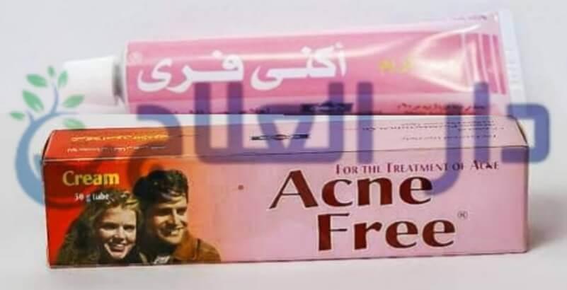 اكني فري - اكنى فرى - اكني فري كريم - اكني فري جل - acne free