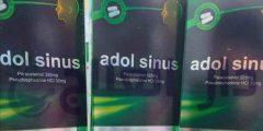 ادول ساينس Adol Sinus لعلاج نزلات البرد والإنفلونزا