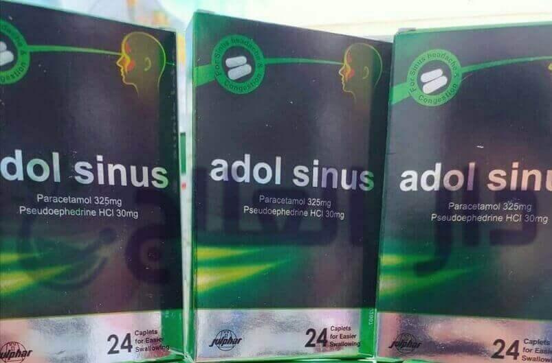 ادول ساينس - حبوب ادول ساينس - اقراص ادول ساينس - دواء ادول ساينس - علاج ادول ساينس - ادول الاخضر- adol sinus