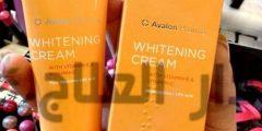 كريم افالون وايت Avalon cream لتفتيح البشرة