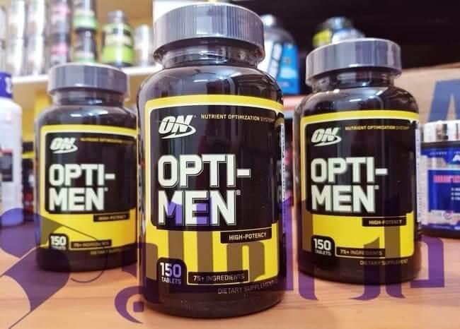 اوبتي مين - حبوب اوبتي مين - فيتامين اوبتي مين - اقراص اوبتي مين - دواء اوبتي مين - كبسولات اوبتي مين - Opti men